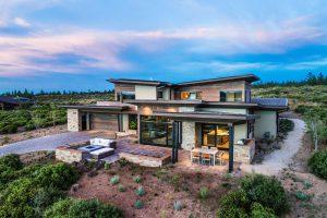 Shevlin Modern Butterfly Architect Central Oregon