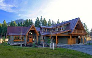 Camp Sherman, Oregon Retreat Architect