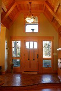 Central Oregon Retreat Architect