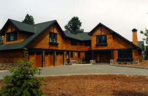 Country Manor Architect