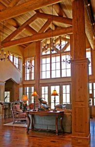 Bend Oregon Log Architects