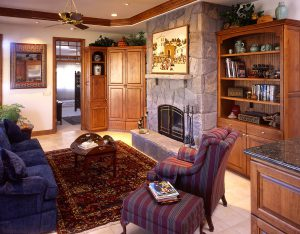 Sunriver Oregon Modern Lodge Architect