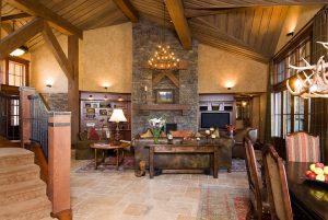 Sunriver Ski Lodge Architects
