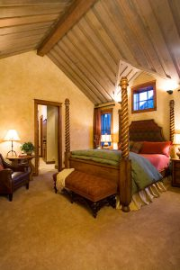 Sunriver Oregon Ski Lodge Architect