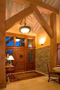 Central Oregon Ski Lodge Architects