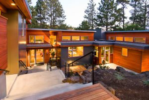 bend modern residential architect