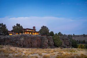 eastern oregon modern ranch