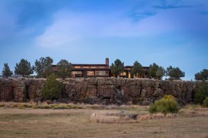 oregon modern ranch architect