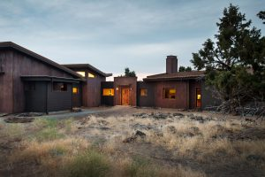 central oregon modern ranch architect