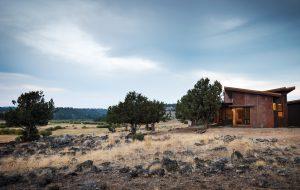 bend oregon modern ranch
