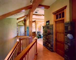 High Desert Residential Lodge Architecture