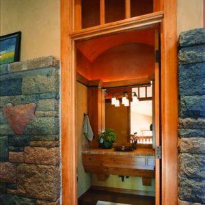 High Desert Residential Lodge Architect