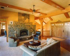 Residential Lodge Architect