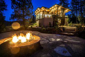 modern river cabin modern architect