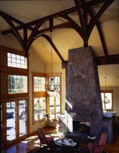 Bend Oregon Old World Lodge Architects