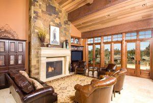 Pronghorn Mountain Lodge Architect
