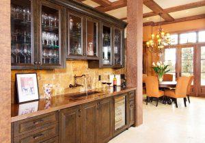 Lodge Residence Oregon Architect