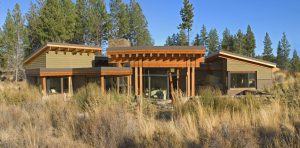 bend oregon modern residential architect